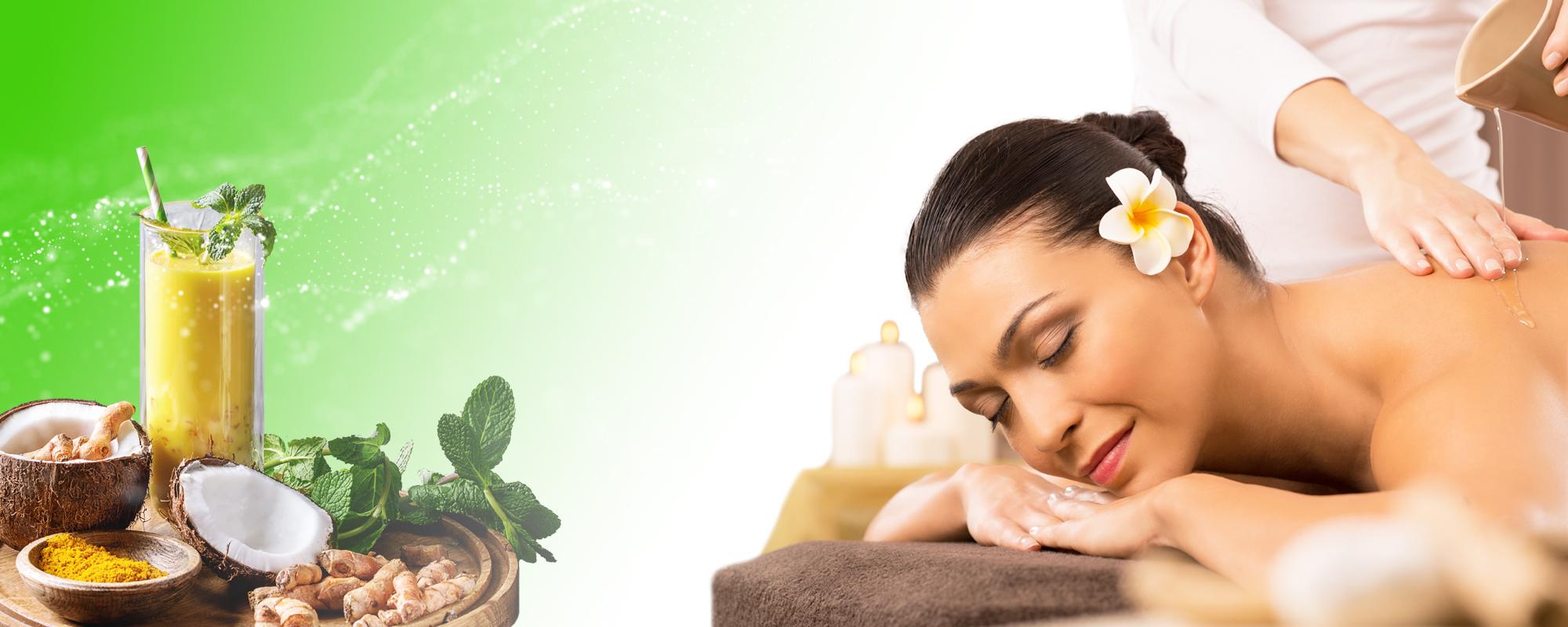 Ayurveda  Treatments <span>& Consultation</span>